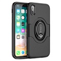 iPhone X iPaky Hybrid Magnetic Ring Deksel