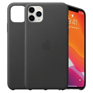 iPhone 11 Pro Max Apple Lærdeksel MX0E2ZM/A