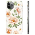 iPhone 11 Pro Max TPU-deksel - Floral