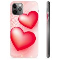 iPhone 11 Pro Max TPU-deksel - Love