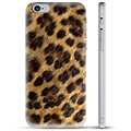 iPhone 6 / 6S TPU-deksel - Leopard