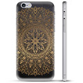 iPhone 6 / 6S TPU-deksel - Mandala