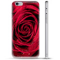 iPhone 6 / 6S TPU-deksel - Rose