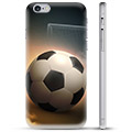 iPhone 6 / 6S TPU-deksel - Fotball