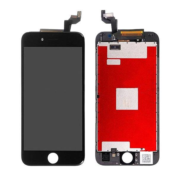 svart skjerm iphone 6