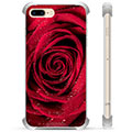 iPhone 7 Plus / iPhone 8 Plus Hybrid-deksel - Rose