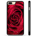 iPhone 7 Plus / iPhone 8 Plus Beskyttelsesdeksel - Rose