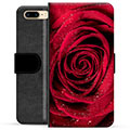 iPhone 7 Plus / iPhone 8 Plus Premium Lommebok-deksel - Rose