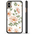 iPhone X / iPhone XS Beskyttelsesdeksel - Floral