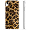 iPhone XR TPU-deksel - Leopard