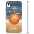iPhone XR Hybrid-deksel - Basketball