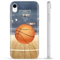 iPhone XR TPU-deksel - Basketball
