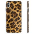 iPhone XS Max Hybrid-deksel - Leopard