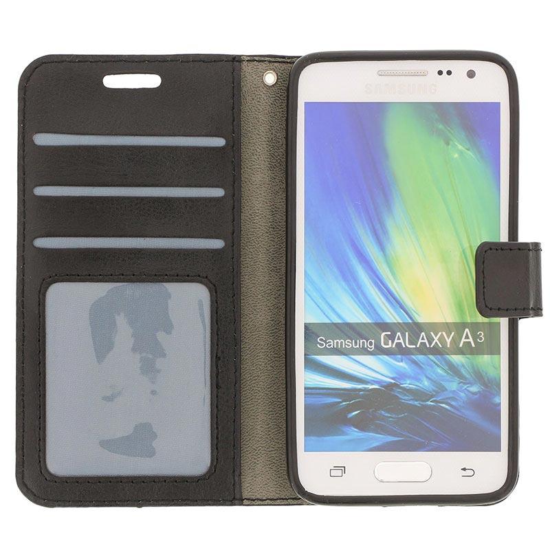 Samsung Galaxy A3 (2015) klassisk lommebok veske