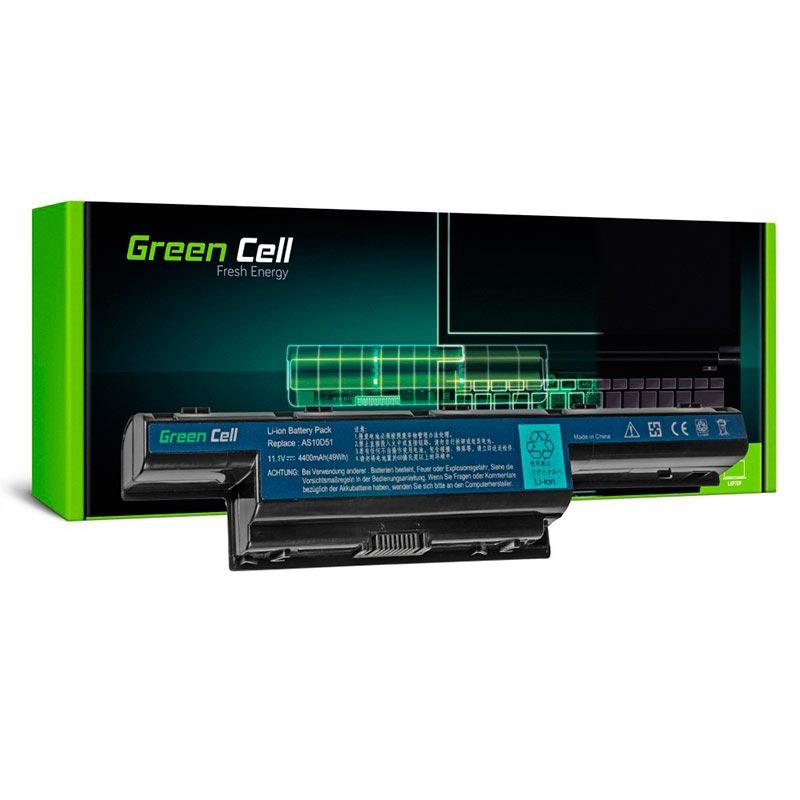 Acer Aspire V3 571G Batteri & Adapter