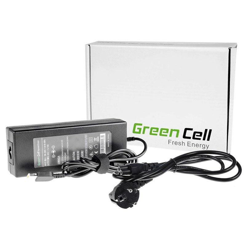 Green Cell LaderAdapter Lenovo Y50, Y70, IdeaPad Y700