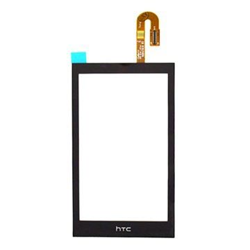 HTC Desire 610 Display Glass & Touch Screen - Svart