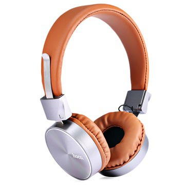 Hoco W2 Foldable Over-ear Hodetelefoner - 3.5mm