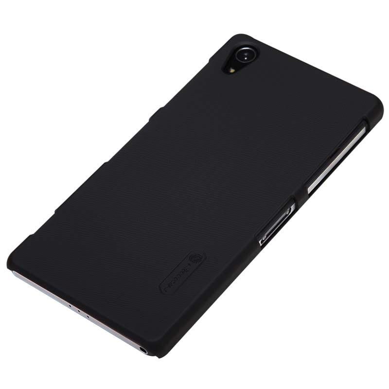 Sony Xperia Z2 Eksternt Batteri Etui Svart