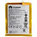 Huawei G9 Plus, Honor 6X Batteri HB386483ECW+ - 3340mAh