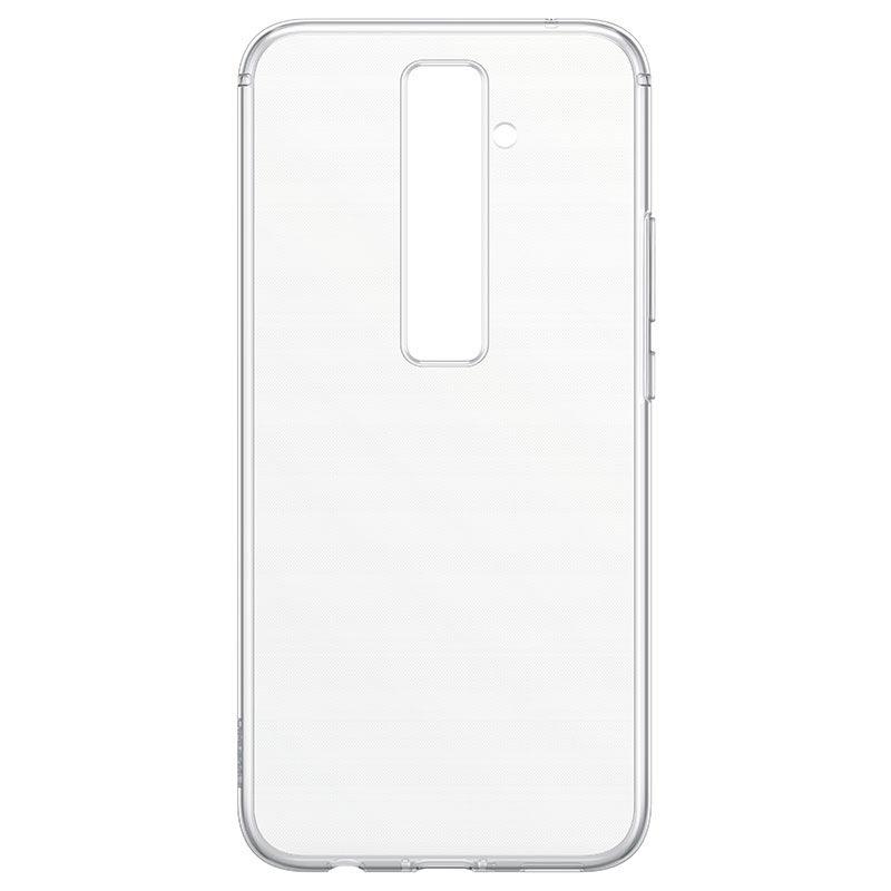 Huawei Mate 20 Lite TPU Deksel 51992670 Gjennomsiktig