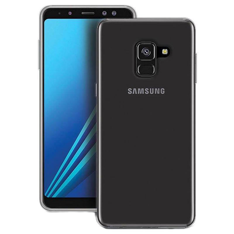 Puro 0.3 Nude Samsung Galaxy A7 (2018) TPU Cover