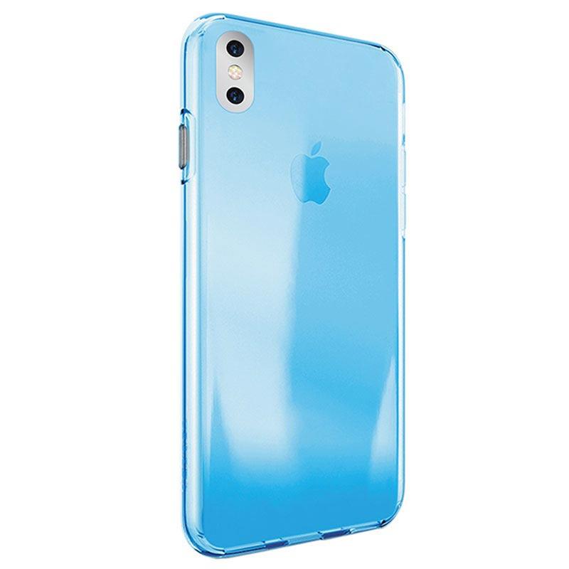 Puro 0.3 Nude iPhone 11 Pro Max TPU-deksel - Gjennomsiktig