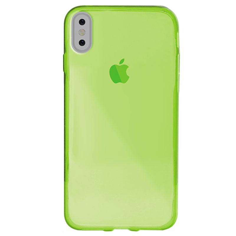 Capa TPU Puro 0.3 Nude para iPhone X / iPhone XS - Azul