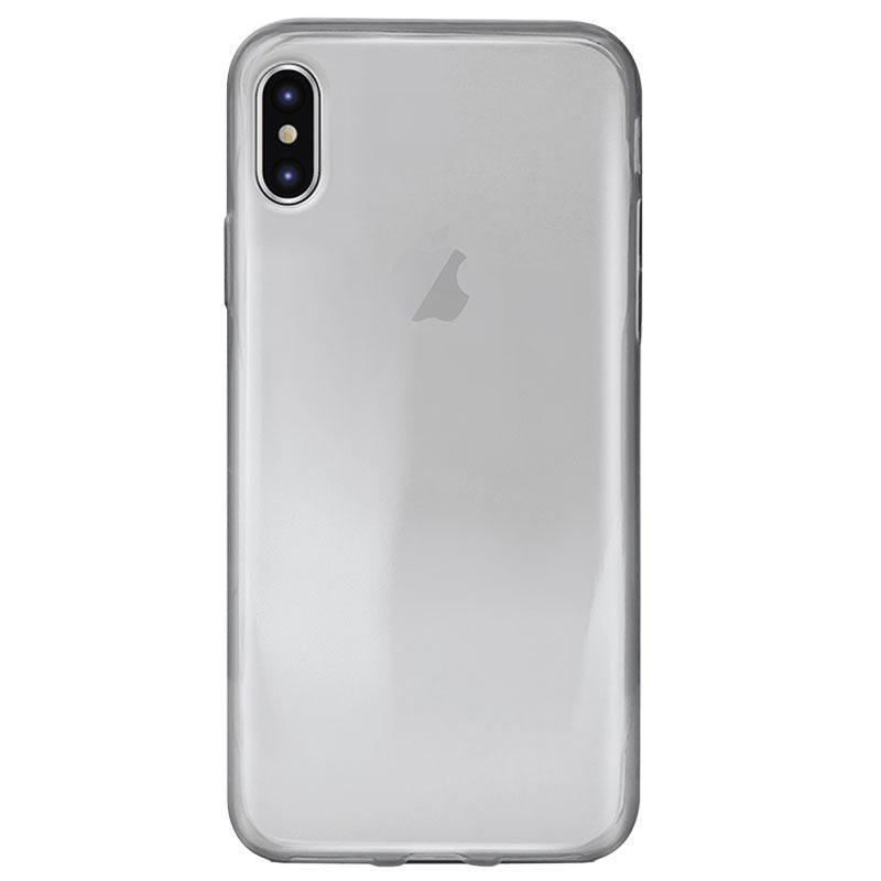Puro 0.3 Nude iPhone 11 Pro TPU-deksel - Gjennomsiktig