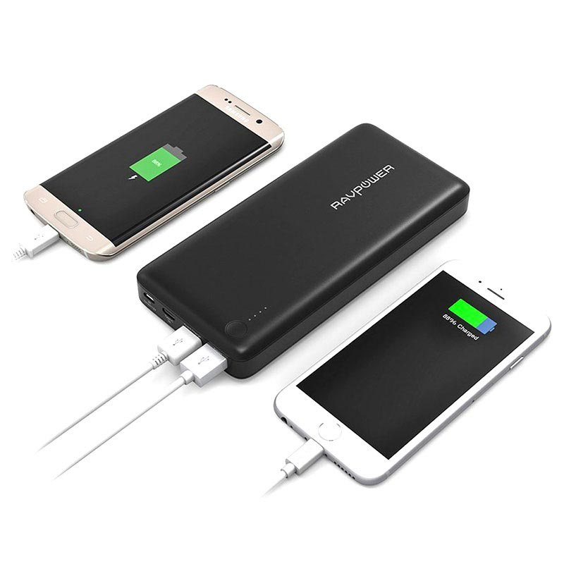 RAVPower Xtreme Qualcomm Quick Charge 3.0 Powerbank - 20100mAh