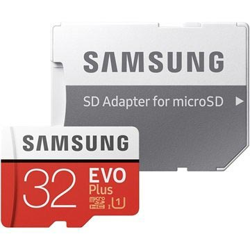 Samsung Evo Plus MicroSDHC Minnekort MB-MC32GA/EU - 32GB