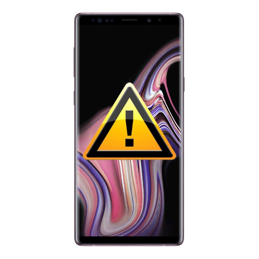 Samsung Galaxy Note9 Reparasjon av Ladekontakt Flekskabel
