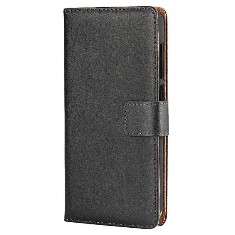 Deksel med lommebok For Sony Xperia L1 Svart