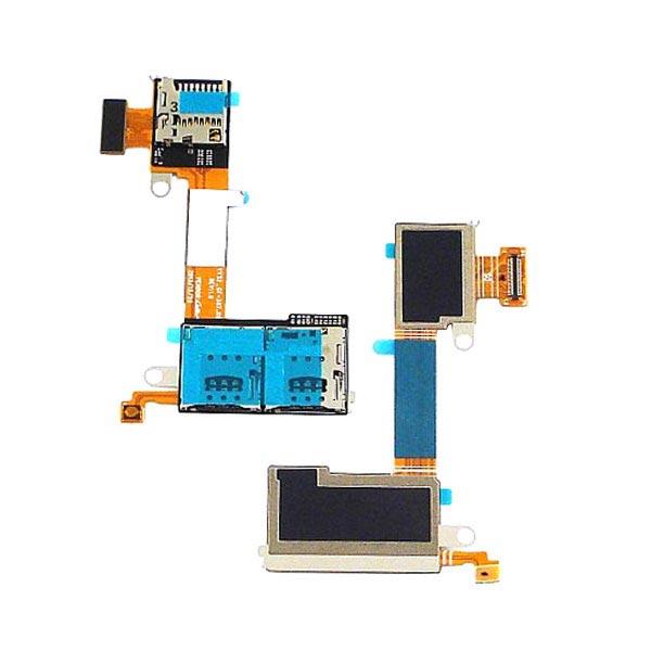 Sony Xperia Z3 Reparasjon av SIM kort Leser