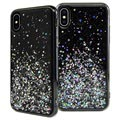 SwitchEasy Starfield iPhone XS Max Hybrid-deksel