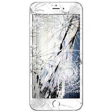 Knust Skjerm Iphone 6 Plus